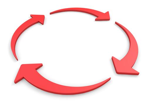 Cycle arrow clip art clip art royalty free download Clip art circle arrows - ClipartFox clip art royalty free download