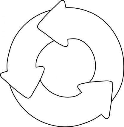 Cycle arrow clip art picture transparent download Vector / Free Vectors Download / 4Vector picture transparent download