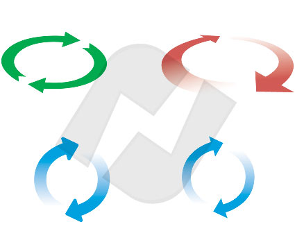 Clipartfest different direction arrows. Cycle arrow clipart coreldraw