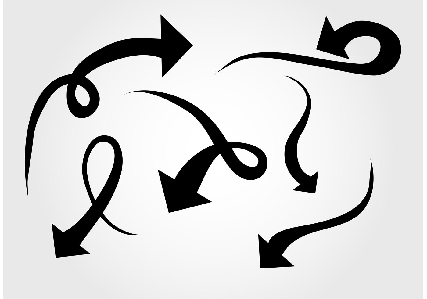Cycle arrow clipart coreldraw clip art Arrow Free Vector Art - (3683 Free Downloads) clip art