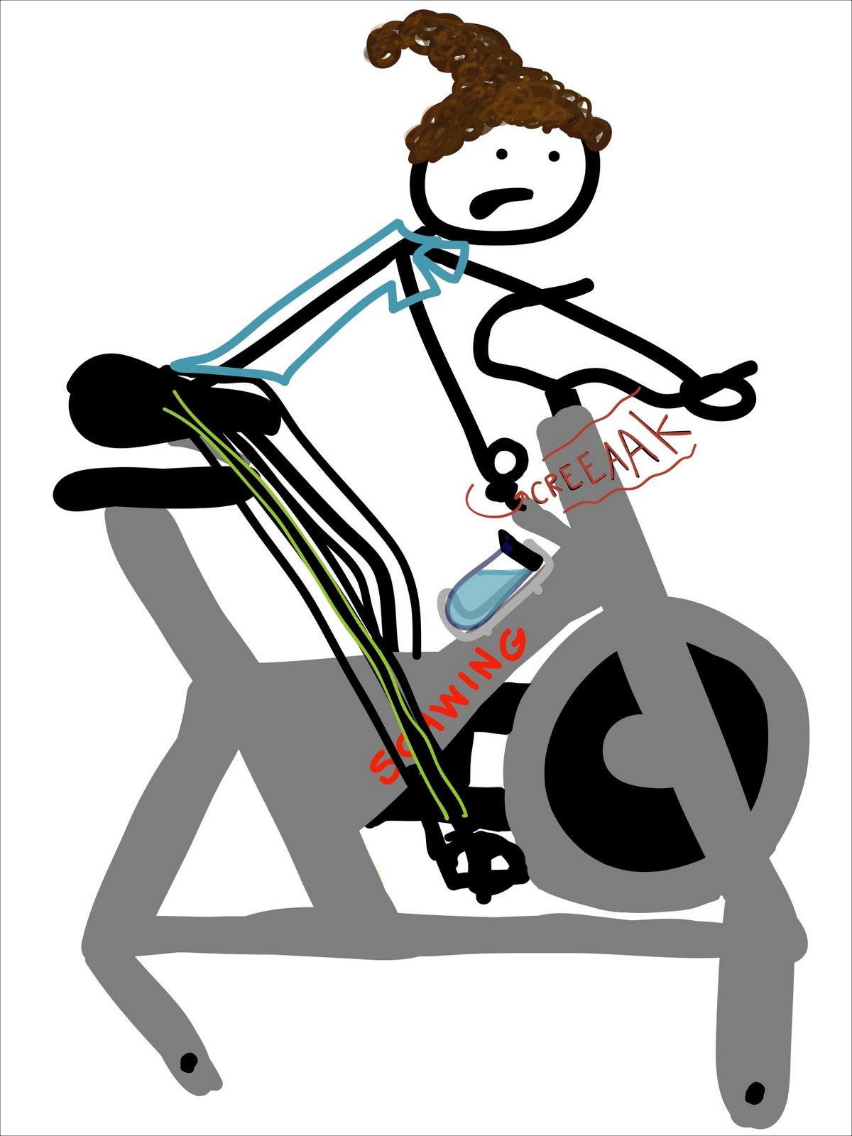 Cycle class clip art free library Indoor Cycling Fusion Class Clip Art – Clipart Free Download free library