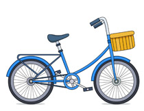 Cycle clipart picture library library Free Bicycle Clipart - Bicycle Clip Art Pictures - Graphics ... picture library library