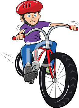 Cycle clipart png clipart download Boy On Bicycle Clipart - Clipart Kid clipart download