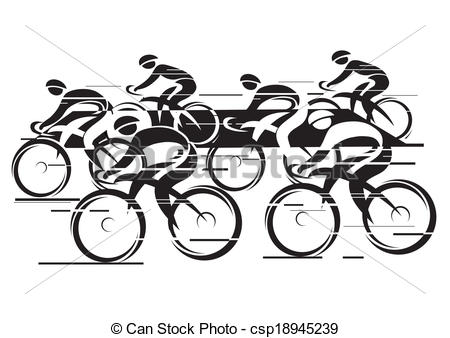 Cycle race clipart picture free download Bike Race Clipart - Clipart Kid picture free download