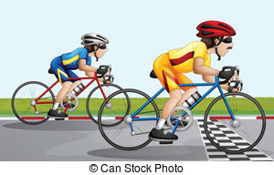 Cycle race clipart image free download Bike lane Stock Illustration Images. 779 Bike lane illustrations ... image free download