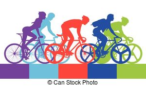 Cycle race clipart freeuse Bicycle race Illustrations and Stock Art. 11,103 Bicycle race ... freeuse