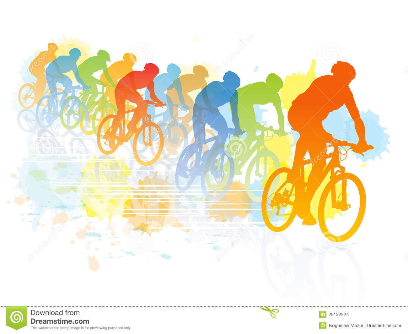 Cycle race clipart vector transparent stock Cycle race clipart - ClipartFest vector transparent stock