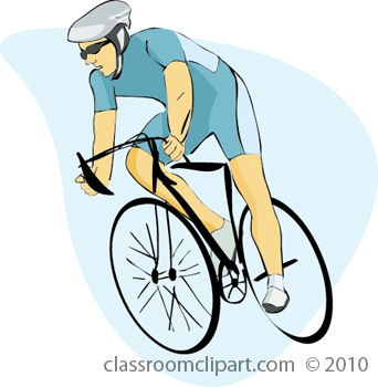 Cycle race clipart jpg freeuse stock Bicycle Racer Clipart - Clipart Kid jpg freeuse stock