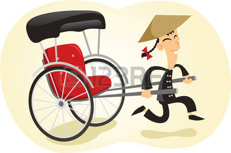 Cycle rickshaw clipart royalty free stock 165 Cycle Rickshaw Stock Vector Illustration And Royalty Free ... royalty free stock