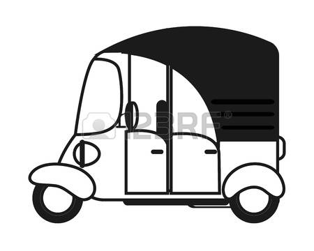 Cycle rickshaw clipart vector library download 165 Cycle Rickshaw Stock Vector Illustration And Royalty Free ... vector library download