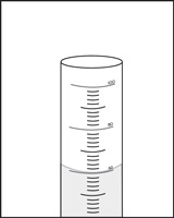 Cylinder filled 2 3 with water clipart jpg free library Finding Volume—The Water Displacement Method | Chapter 3 ... jpg free library