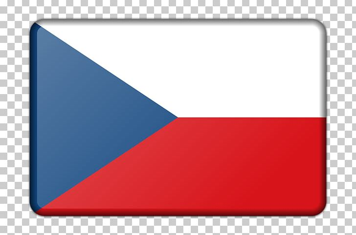 Czechoslovakia clipart clip freeuse Flag Of The Czech Republic PNG, Clipart, Angle, Blue ... clip freeuse
