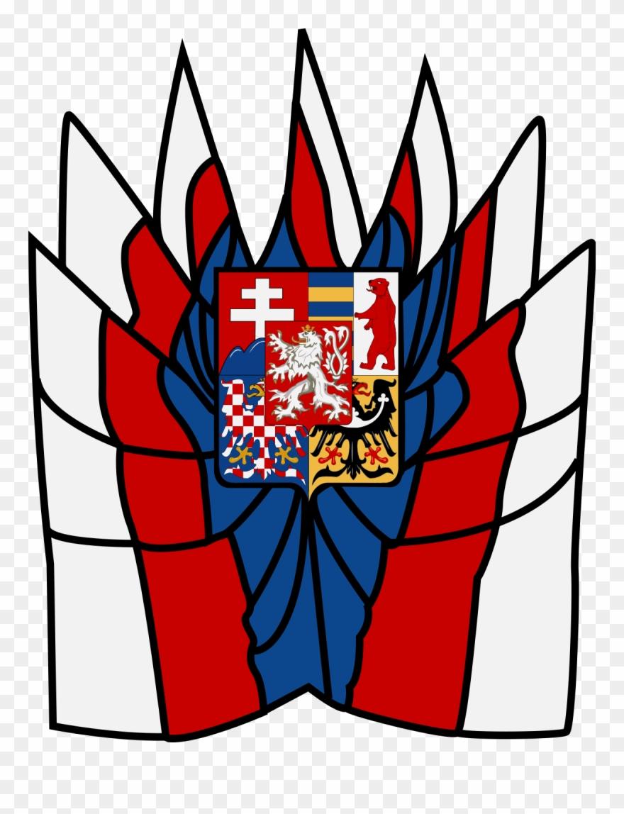Czechoslovakia clipart jpg stock Czechoslovakia Clipart (#1018369) - PinClipart jpg stock