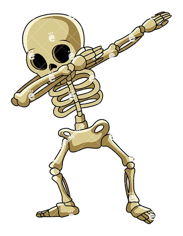 Skeleton holding a cane clipart svg royalty free library A Dabbing Skeleton | Clip Arts in 2019 | Skeleton, Clip art ... svg royalty free library