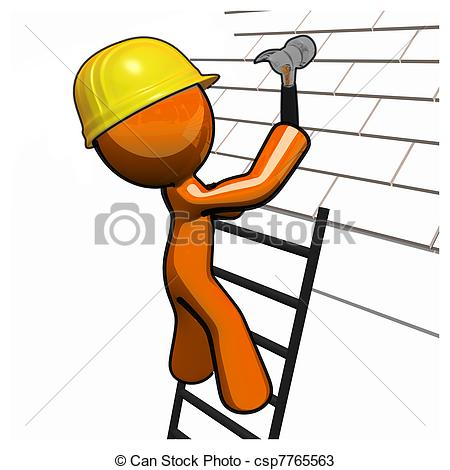 Dachdecker bilder clipart vector royalty free library Roofing worker Illustrations and Clipart. 671 Roofing worker ... vector royalty free library