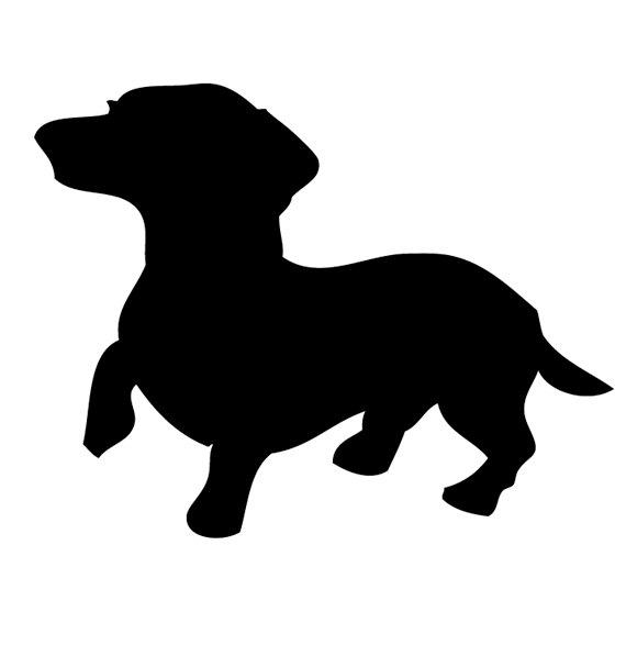 Dachshund silhouette clipart clip Free Dachshund Cliparts, Download Free Clip Art, Free Clip Art on ... clip