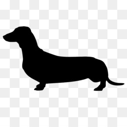 Dachshund silhouette clipart png free stock Dachshund Silhouette clipart - 6 Dachshund Silhouette clip art png free stock