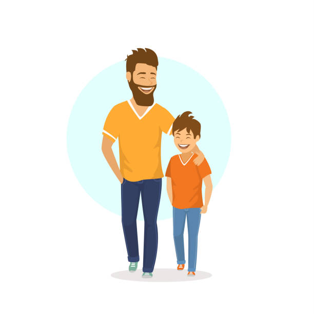 Father son clipart svg free download Father Son Clipart (98+ images in Collection) Page 1 svg free download