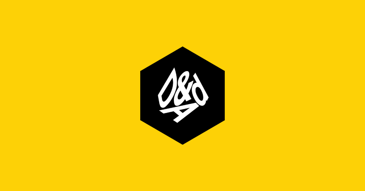 D&ad logo clipart graphic royalty free Global Association for Creative Advertising & Design Awards | D&AD graphic royalty free