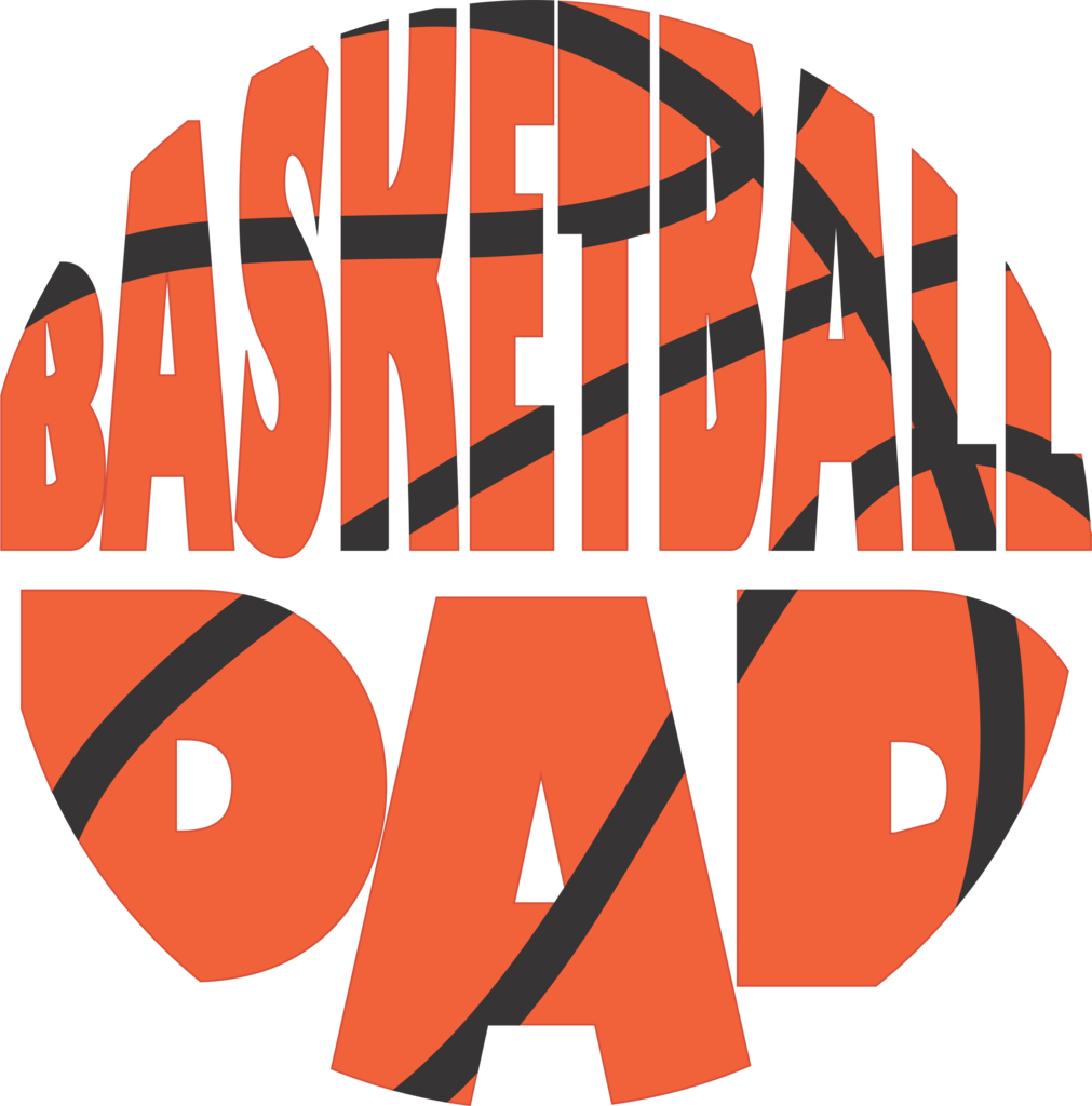 Dad son playing basketball clipart png Basketball Dad – Albb Blanks png