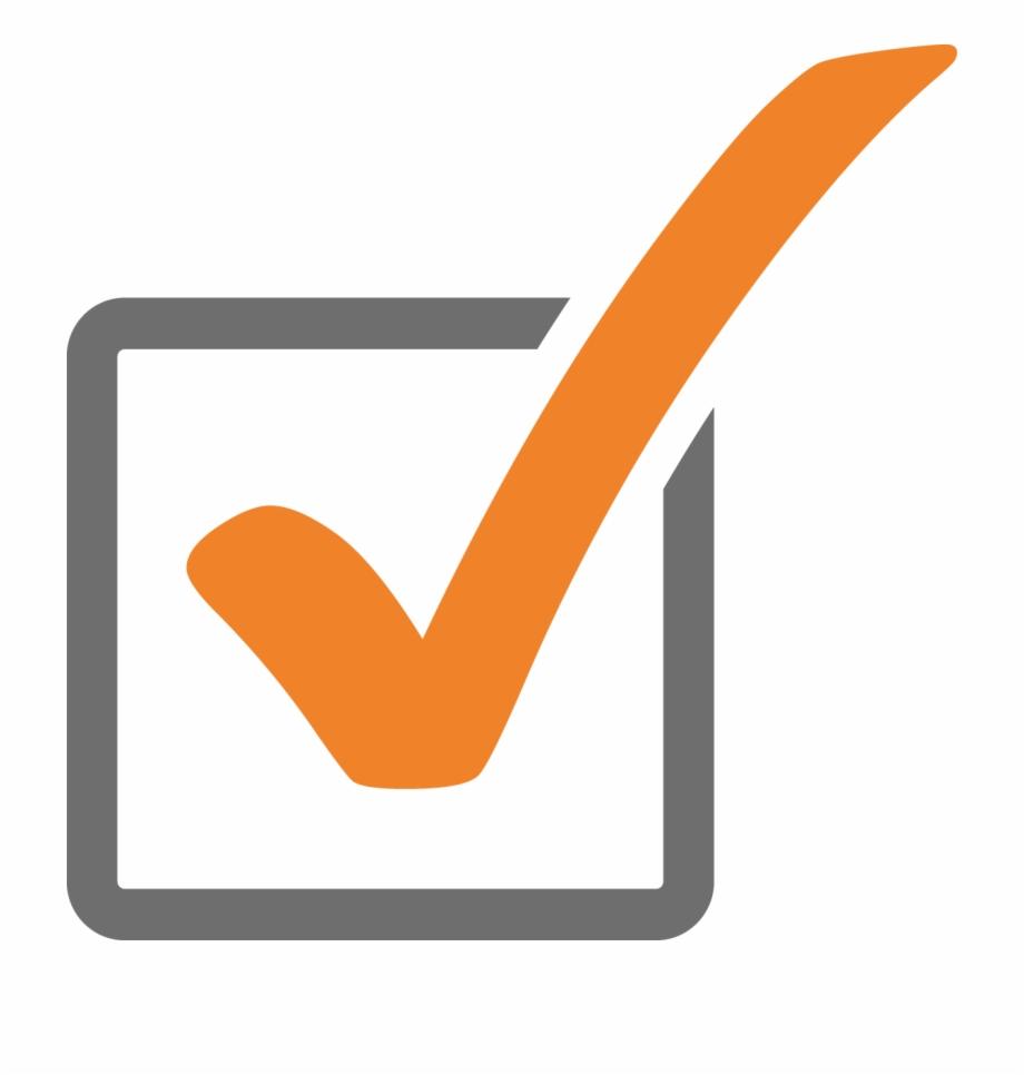Dadvantages clipart vector download Clip Art Library Download Checkmark Clipart Advantage - Orange Check ... vector download