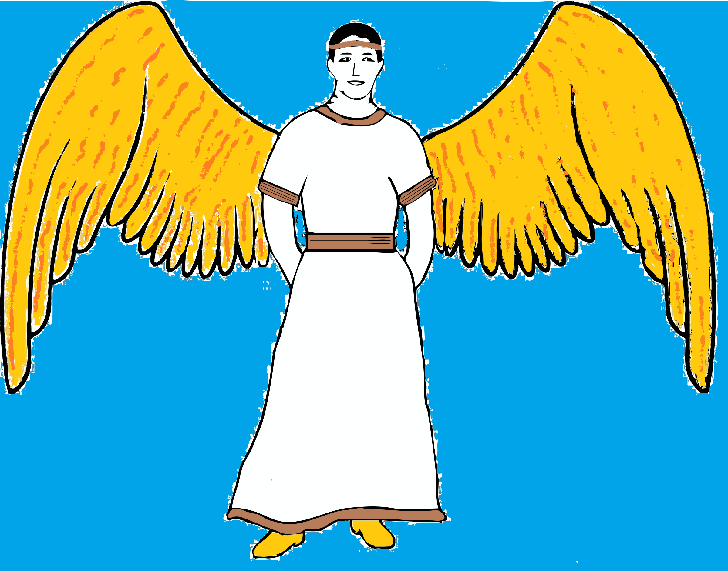 Daedalus clipart vector royalty free stock Re : Angel 1 by @Jasmine2016, Angel with wings, Icarus, Daedalus ... vector royalty free stock