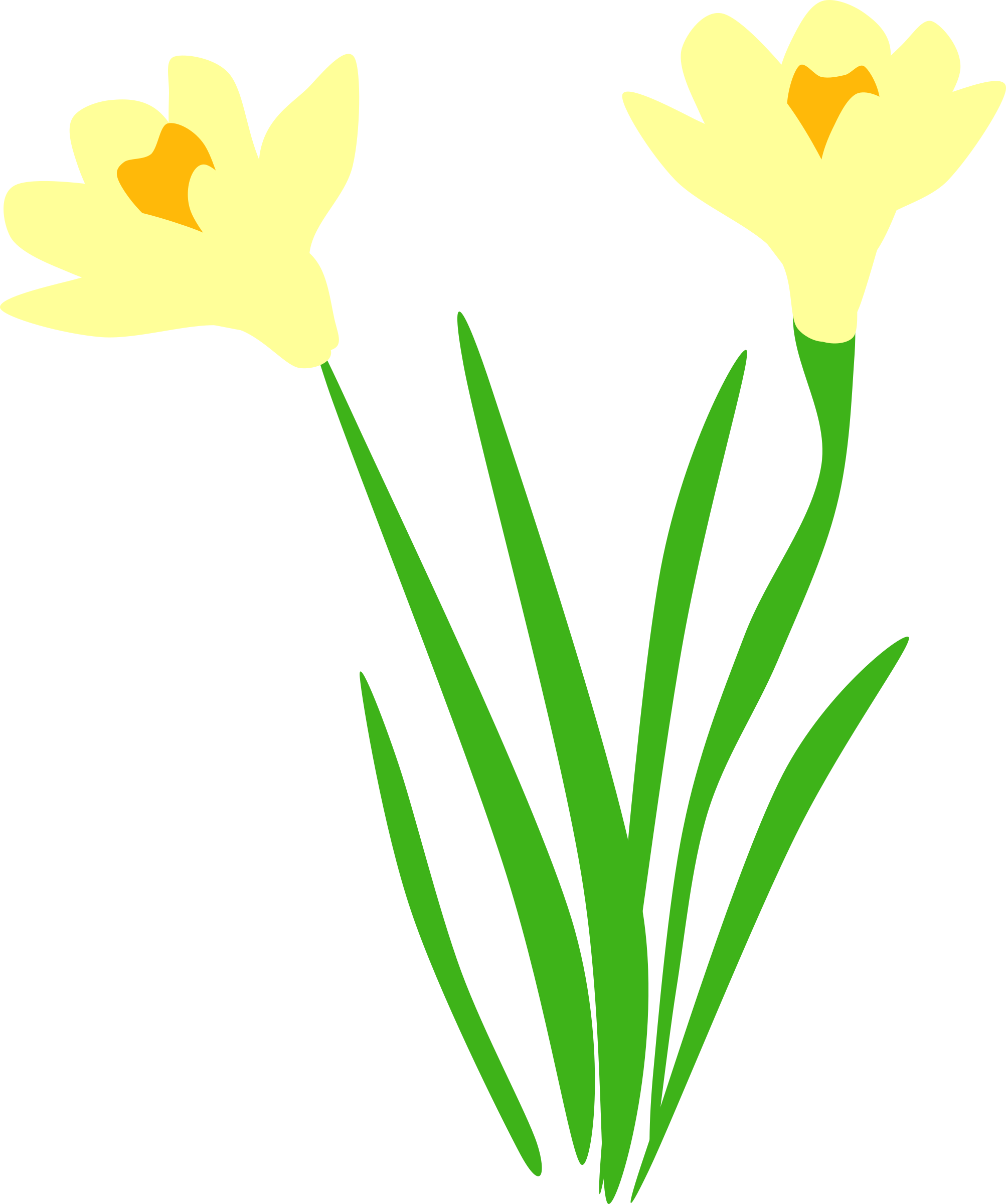 Daffodil flower clipart clipart download Daffodils are up! Icons PNG - Free PNG and Icons Downloads clipart download