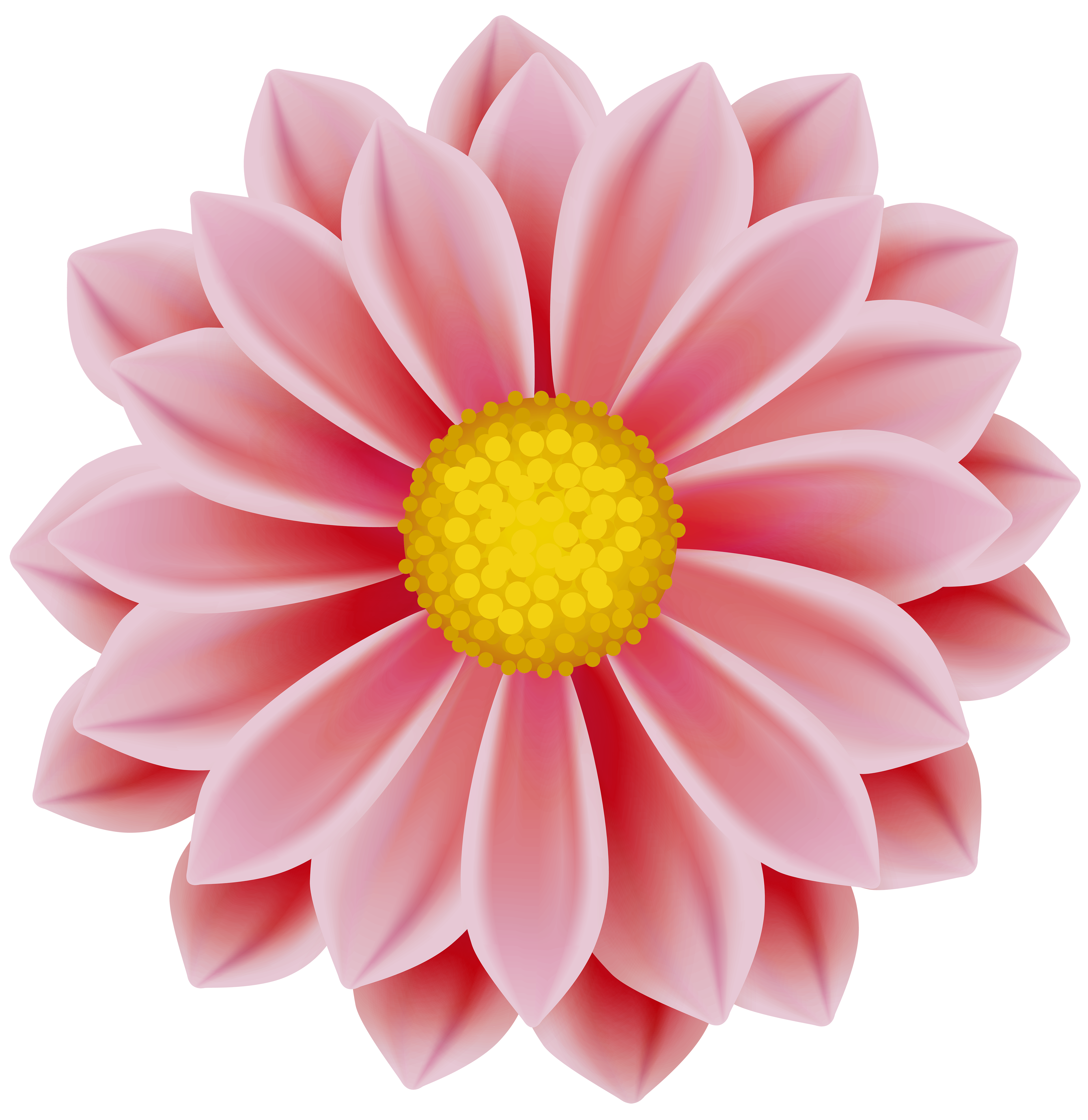 Dahlia flower clipart clipart Flower PNG Clip Art | Gallery Yopriceville - High-Quality Images ... clipart