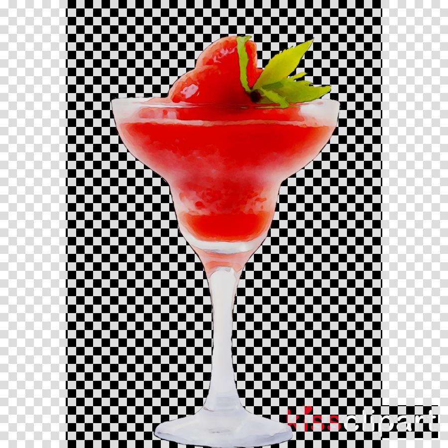 Daiguiri clipart clipart free Strawberry Cartoon clipart - Margarita, Martini, Cocktail ... clipart free