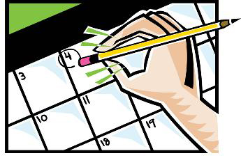 Daily calendar clip art png free Daily calendar clip art dromfie top - Clipartix png free
