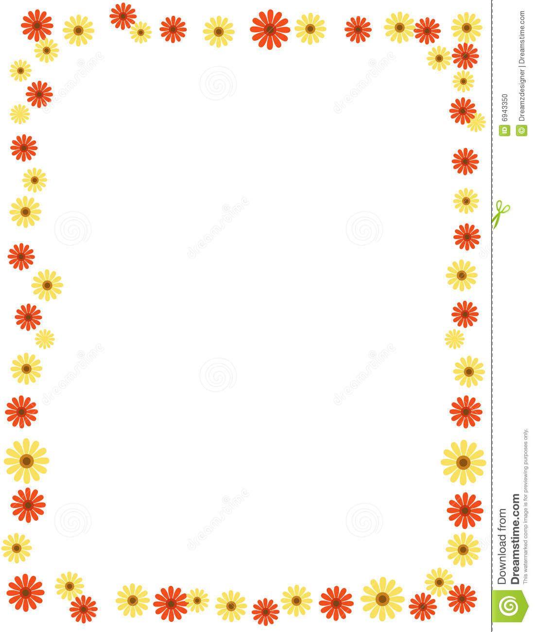 Daisy border clipart clip art library download daisy border clip art | papre 3 | Illustration, Clip art, Daisy clip art library download
