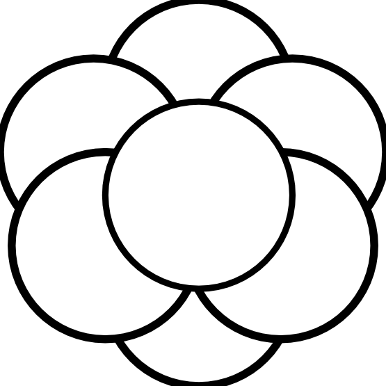 Daisy flower black and white clipart svg black and white stock Daisy Clipart Black And White | Clipart Panda - Free Clipart Images svg black and white stock