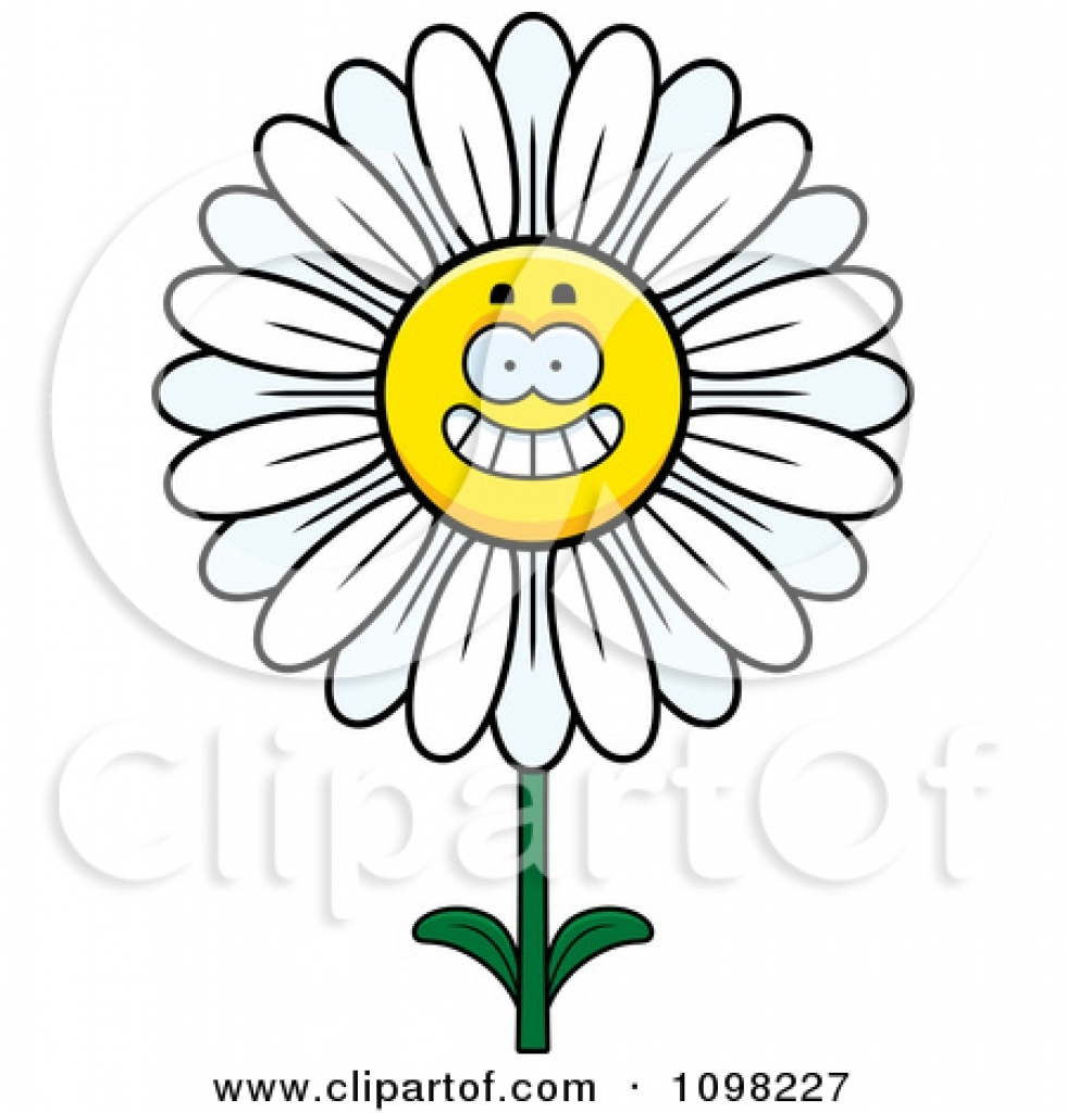 Daisy images clipart clip freeuse library Black And White Daisy Clipart | Free download best Black And ... clip freeuse library