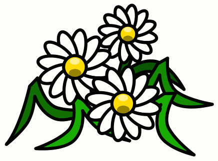 Daisy s clipart art picture library Daisy s clipart art - ClipartFest picture library