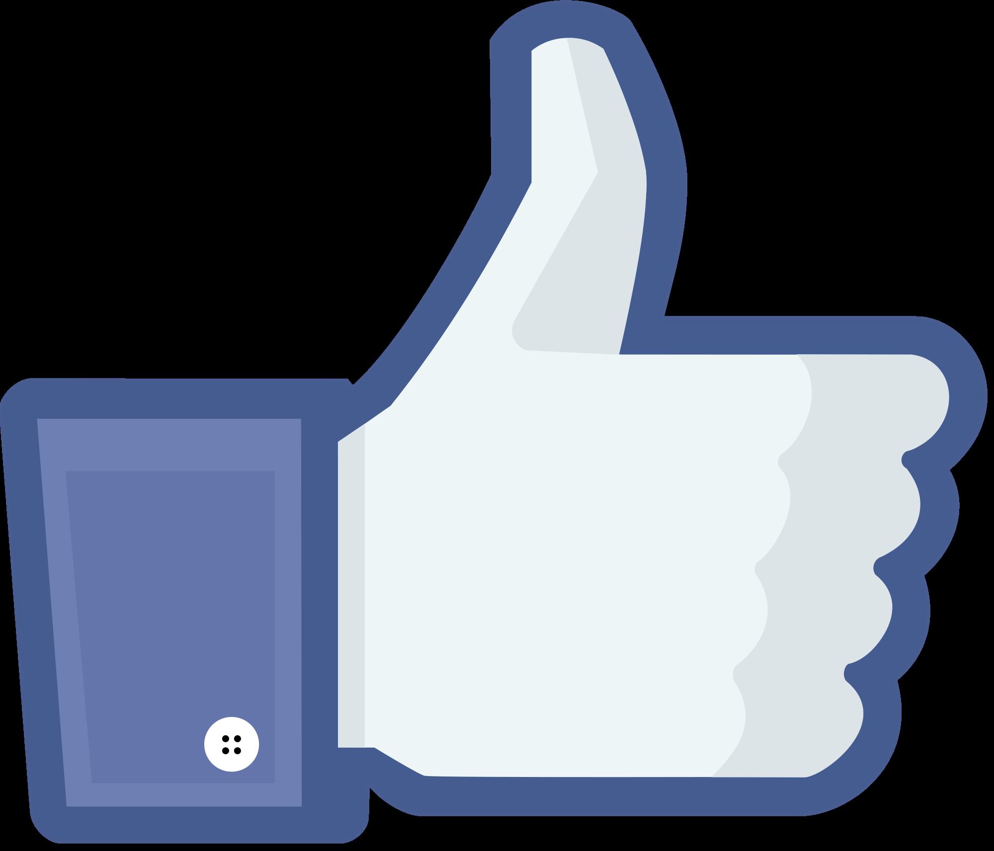 Dale like clipart svg library Facebook Like PNG Images Transparent Free Download | PNGMart.com svg library