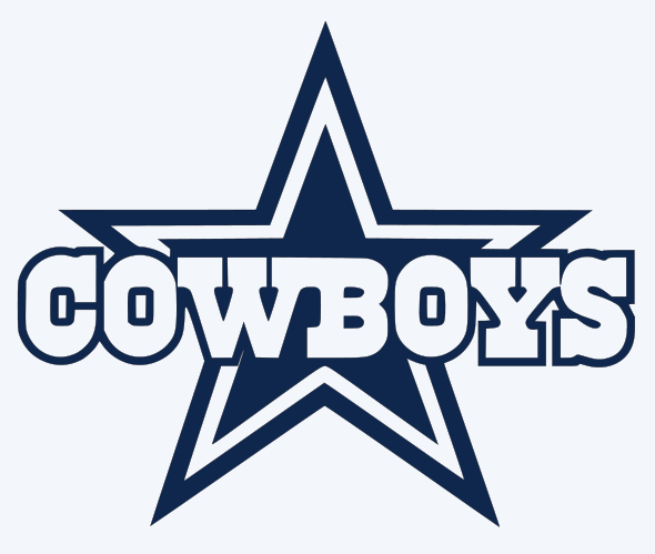 Dallas cowboys emblem clipart jpg black and white download Triangle Background clipart - Sticker, Nfl, Text ... jpg black and white download