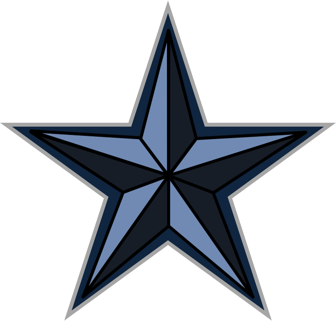 Dallas cowboys star clipart png royalty free download 28+ Collection of Navy Blue Star Clipart | High quality, free ... png royalty free download