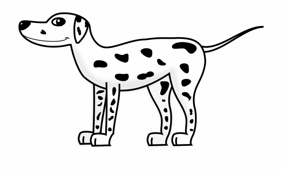 Fire department dalmation clipart black and white banner free download Dalmatian Dog Puppy The Hundred And One Dalmatians ... banner free download