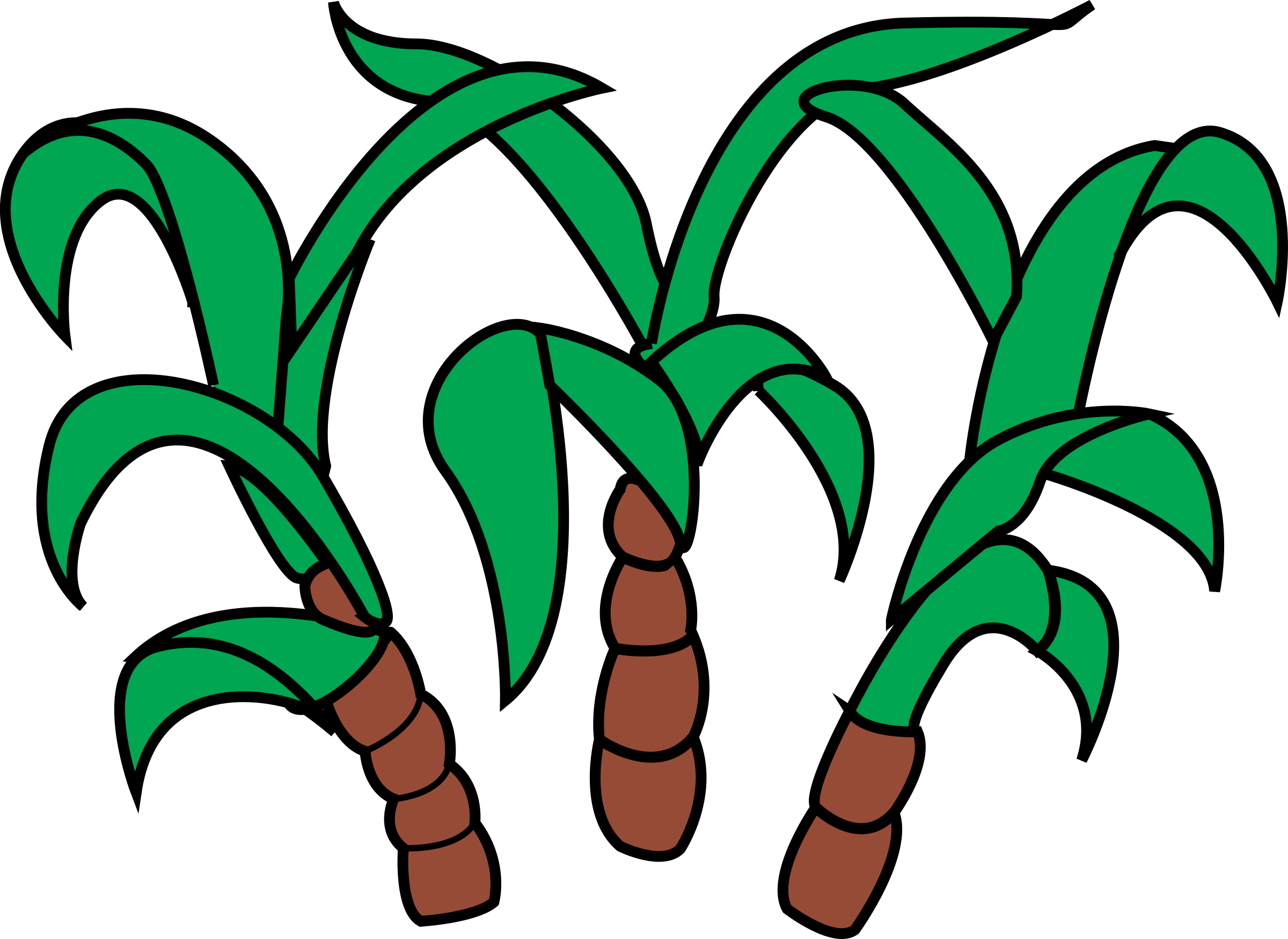 Damaged tree clipart svg freeuse library Sugar Cane Drawing at GetDrawings.com   Free for personal use Sugar ... svg freeuse library