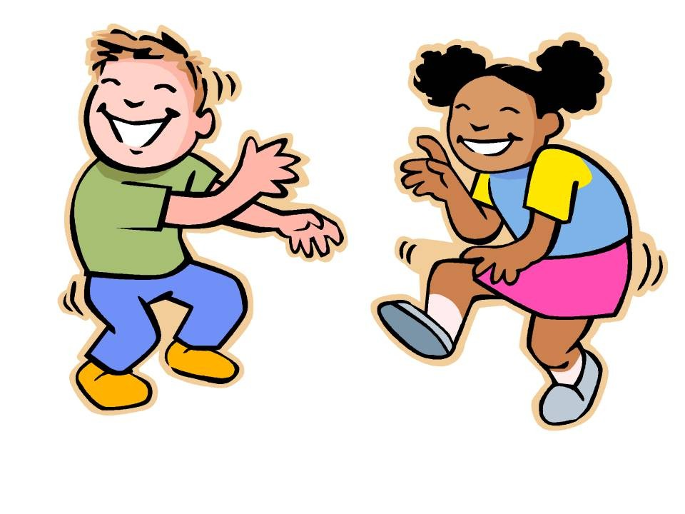 Western nite clipart vector black and white stock Children Dancing Clipart | Free download best Children ... vector black and white stock
