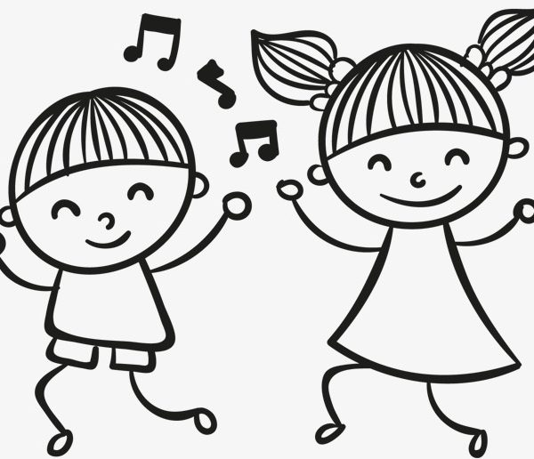 Dance black and white clipart jpg library library Dancing Kids, Dancing Clipart, Kids Clipart, Dancing Png ... jpg library library