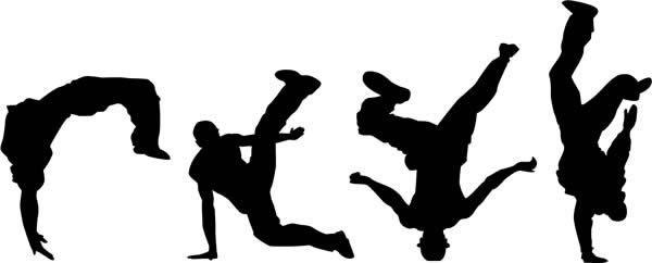 Hip hop dancer clipart svg black and white stock Hip Hop Dance Clipart | Free download best Hip Hop Dance ... svg black and white stock