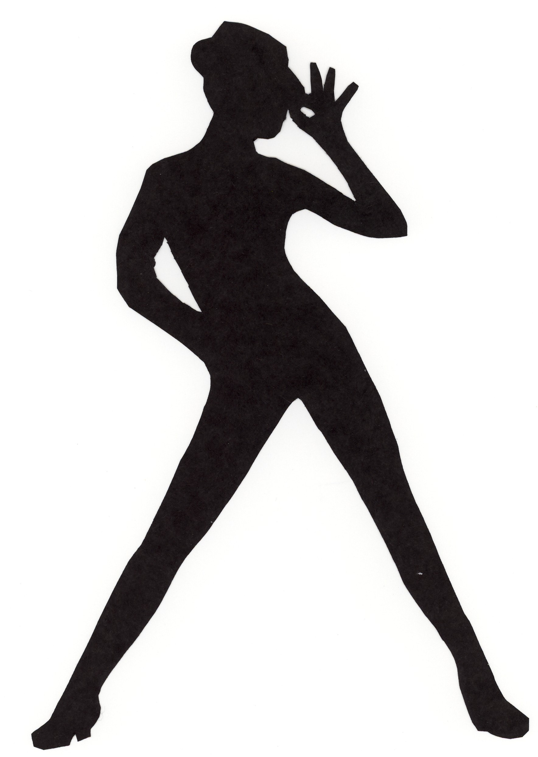 Dance clipart tap siloute png download Jazz Dancer PNG Silhouette Transparent Jazz Dancer ... png download