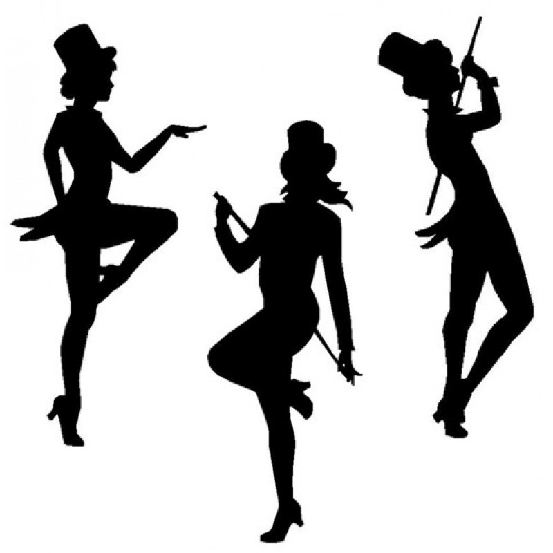 Dance clipart tap siloute picture royalty free library Tap Dance Clipart | Free download best Tap Dance Clipart on ... picture royalty free library