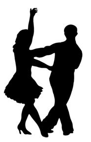 Dance cliparts clip art black and white Dance Silhouette Clipart - Clipart Kid clip art black and white