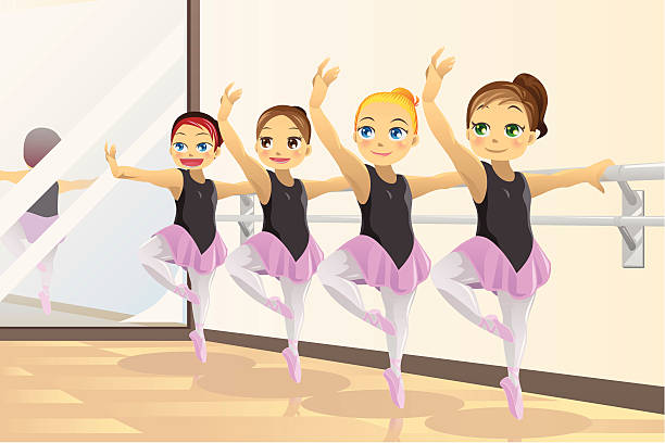 Dance studio clipart banner black and white download Dance class clipart 6 » Clipart Station banner black and white download