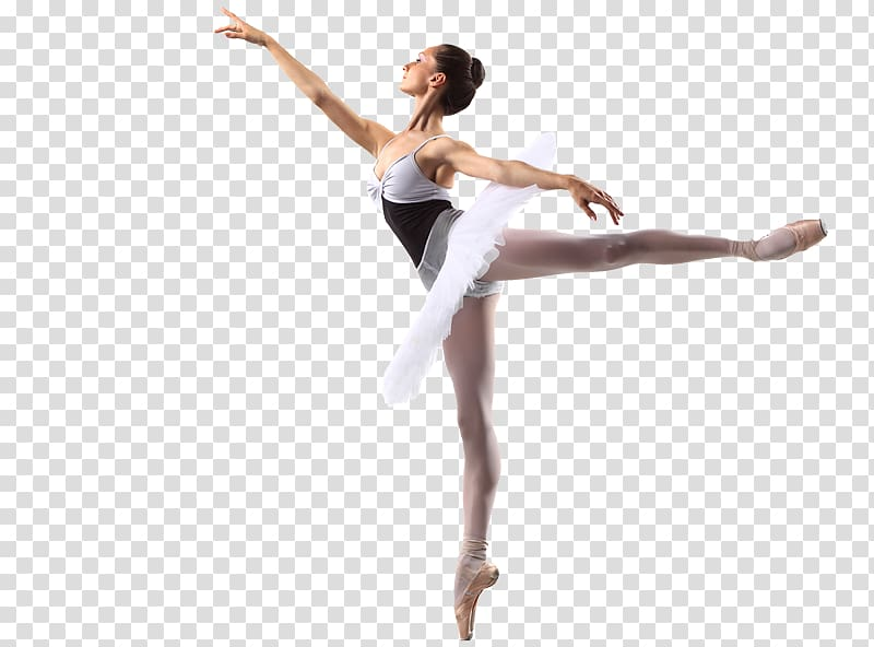 Dancer doing a leap with a tutu clipart black and white Ballet Dancer Choreography Tutu, dance transparent background PNG ... black and white