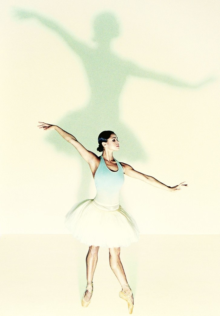 Dancer in first position clipart picture royalty free library An Unlikely Ballerina | The New Yorker picture royalty free library
