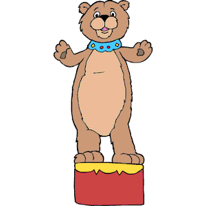 Dancing circus bear clipart black and white svg black and white download Circus Images | Free download best Circus Images on ClipArtMag.com svg black and white download
