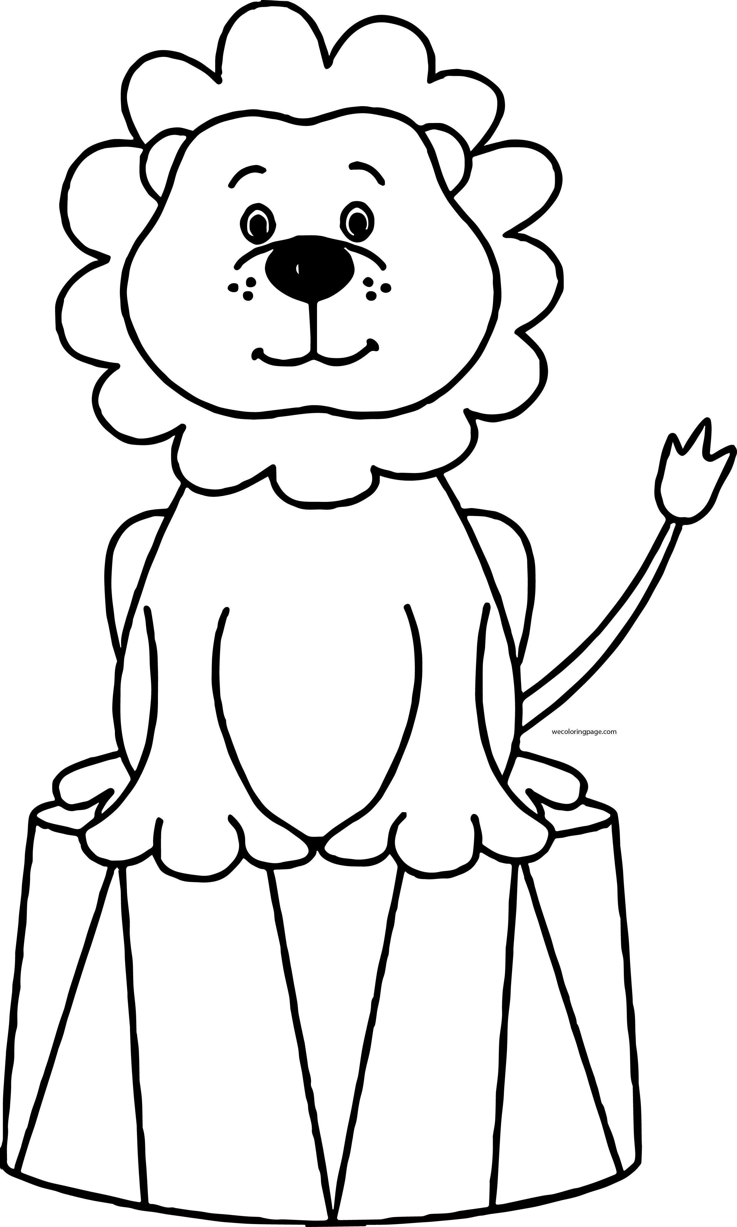 Dancing circus bear clipart black and white graphic royalty free stock Free Circus Lion Cliparts 2, Download Free Clip Art, Free Clip Art ... graphic royalty free stock